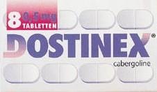 Достинекс и беременность